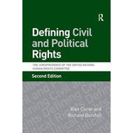Defining Civil and Political Rights: The Jurisprudence of the United Nations Human Rights Committee (BOK)