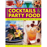 Complete Cocktails and Party Food (BOK)