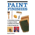 Do-it-yourself Paint Finishes: A Guide to Achieving Creative and Decorative Paint Effects Throughout (BOK)