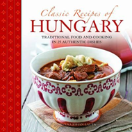 Classic Recipes of Hungary (BOK)