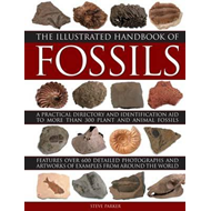 Illustrated Handbook of Fossils (BOK)