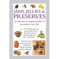 Jams, Jellies & Preserves (BOK)