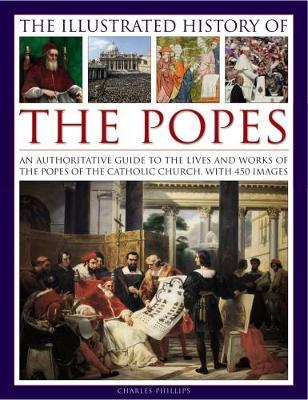 Illustrated History of the Popes (BOK)
