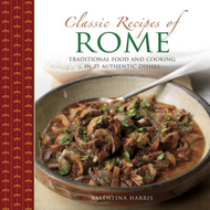 Classic Recipes of Rome (BOK)