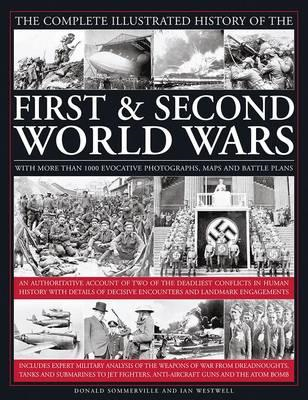 Complete Illustrated History of the First & Second World War (BOK)