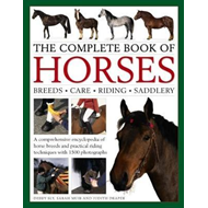 Complete Book of Horses (BOK)