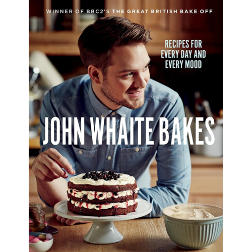 John Whaite Bakes: Recipes for Every Day and Every Mood (BOK)