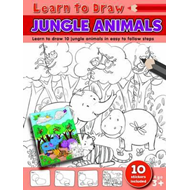 Learn to Draw Jungle Animals (BOK)