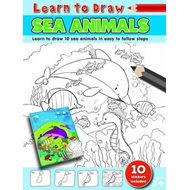 Learn to Draw Sea Animals (BOK)