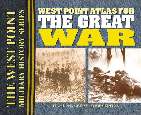 West Point Atlas for the Great War (BOK)