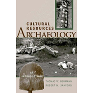 Cultural Resources Archaeology (BOK)