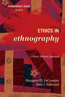 Ethics in Ethnography (BOK)