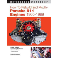 How to Rebuild and Modify Porsche 911 Engines 1966-1989 (BOK)