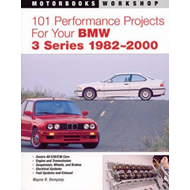 101 Performance Projects for Your BMW 3-Series, 1984-1999 (BOK)