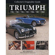 Collector's Originality Guide Triumph Tr2-Tr8 (BOK)