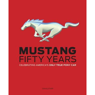 Mustang: Fifty Years (BOK)