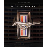 Art of the Mustang - Limited Edition (BOK)