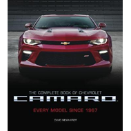 Complete Book of Chevrolet Camaro, 2nd Edition (BOK)