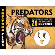 Creature Files Predators (BOK)