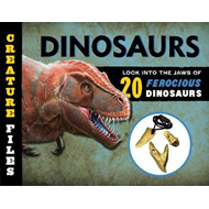 Creature Files Dinosaurs (BOK)