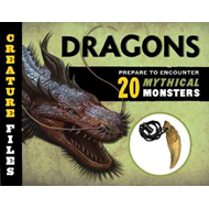 Creature Files Dragons (BOK)