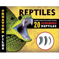 Creature Files Reptiles (BOK)