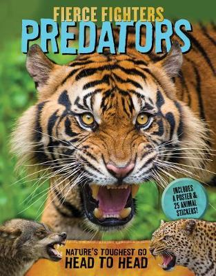 Fierce Fighters Predators (BOK)