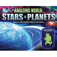 Amazing World Stars & Planets (BOK)