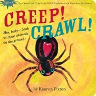 Indestructibles Creep! Crawl! (BOK)