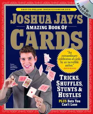 Joshua Jay's Amazing Book of Cards (BOK)
