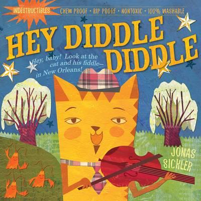 Indestructibles: Hey Diddle Diddle (BOK)