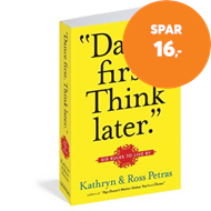 "Produktbilde for ""Dance First. Think Later"" - 618 Rules to Live By (BOK)"