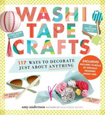 Washi Tape Crafts (BOK)
