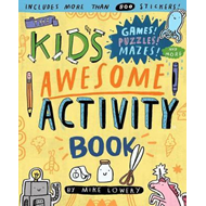 Kid's Awesome Activity Book (BOK)