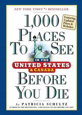 1,000 Places to See in the United States & Canada Before You (BOK)
