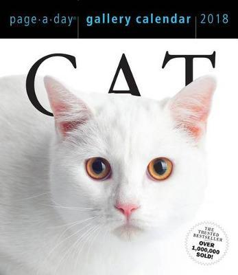 Cat Page-A-Day Gallery Calendar 2018 (BOK)