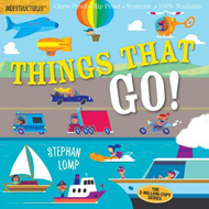 Indestructibles: Things That Go! (BOK)