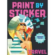 Paint by Sticker: Travel (BOK)