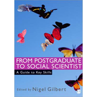 From Postgraduate to Social Scientist (BOK)