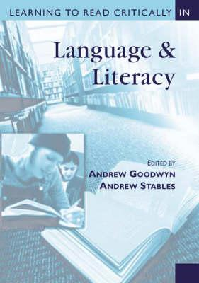 Learning to Read Critically in Language and Literacy (BOK)