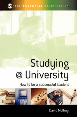 Studying @ University: How to be a Successful Student (BOK)