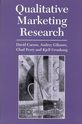 Qualitative Marketing Research (BOK)