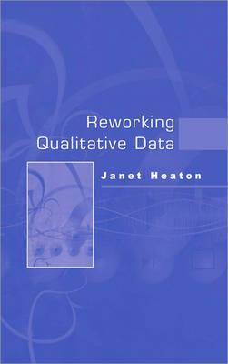 Reworking Qualitative Data: The Possibility of Secondary Analysis (BOK)