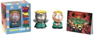 South Park: Butters Vs. Professor Chaos Mega Mini Kit (BOK)