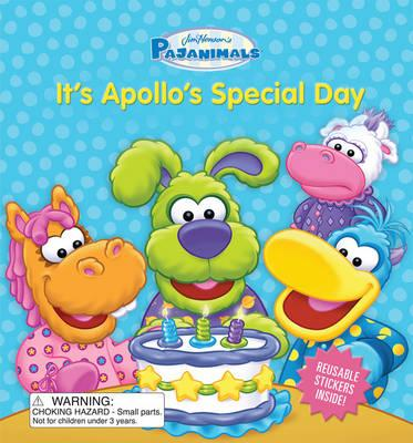 Pajanimals: It's Apollo's Special Day (BOK)