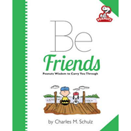 Peanuts: be Friends (BOK)