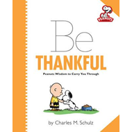 Peanuts: be Thankful (BOK)