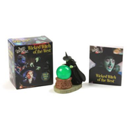 Wizard of Oz: the Wicked Witch of the West Light-Up Crystal Ball (BOK)