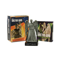 Doctor Who: Light-Up Weeping Angel and Illustrated Book (BOK)