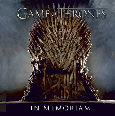 Game of Thrones: In Memoriam (BOK)